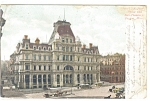 Boston, MA Post Office Postcard 1906