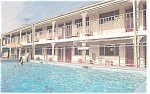 Williamsburg, VA, Econo Lodge #1Postcard
