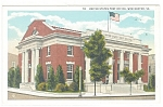 Winchester, VA, US Post Office Postcard