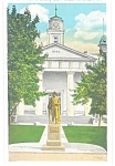 Winchester, VA, County Court House Postcard