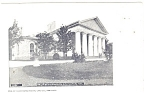 Click here to enlarge image and see more about item p12337: Arlington VA Custis Lee Arlington Mansion Postcard p12337