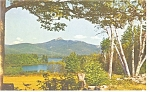 Mt Chocorua,New Hampshire Postcard