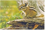 Sunday School Postcard 1 Thess 5:5 p12479