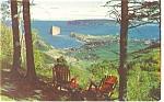 Nord Quest, Quebec, Canada Postcard 196