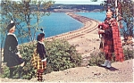 Click here to enlarge image and see more about item p12530: Isle Causeway Cape Breton Nova Scotia Canada Postcard p12530