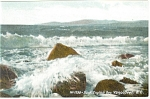 Click here to enlarge image and see more about item p12539: English Bay Vancouver BC Canada Postcard p12539