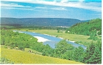 Click here to enlarge image and see more about item p12545: Margaree Valley Cape Breton Nova Scotia Canada Postcard p12545