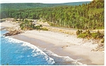 Click here to enlarge image and see more about item p12546: Black Brook Cape Breton Nova Scotia Canada Postcard p12546