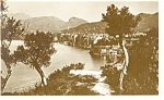 Sorrento, Italy, Water Scene Postcard