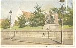Click here to enlarge image and see more about item p12563: Fredericia Kaempegraven Postcard