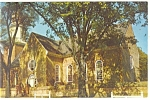 Bruton Parish Church, Williamsburg, VA Postcard
