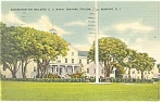 US Naval Training Station, Newport, RI Postcard 1942 p12591