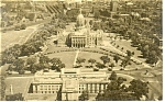 State Capitol at Hartford, CT, Postcard 1936