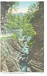 Artist'  Dream Watkins Glen NY Postcard p12669 1936