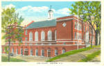 Click here to enlarge image and see more about item p12691: Lebanon NH High School Postcard p12691 1934