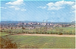Click here to enlarge image and see more about item p1270: Kingsport Tennessee Eastman Corp. Postcard p1270