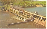 Click here to enlarge image and see more about item p12715: Conowingo MD Hydro Plant Postcard p12715