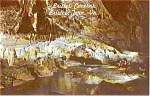 Bristol Caverns TN River Postcard p1275