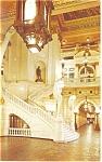 Harrisburg,PA State Capitol Rotunda Postcard