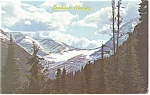 Click here to enlarge image and see more about item p12840: Jackson Glacier, Montana Postcard 1969
