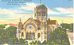 Flager Memorial Church, St Augustine, FL Postcard