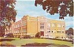 Click here to enlarge image and see more about item p1308: Angola Indiana Public School  Postcard p1308