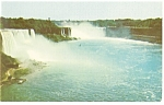 General View of  Niagara Falls Postcard