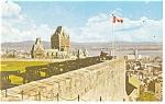 La Citadelle, Quebec, Canada Postcard