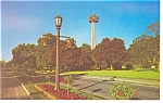 Click here to enlarge image and see more about item p13305: Skylon Tower,Ontario,Canada Postcard