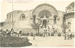 Barcelona Temple del Sagrado Corazon Postcard
