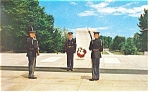 Tomb of the Unknowns,Arlington,VA Postcard