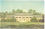 White Springs,FL, Stephen Foster Memorial Postcard