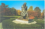 Valley Forge,PA,Washington at Prayer Postcard