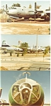 Click here to enlarge image and see more about item p13555: B-29 Raz na Hell Photo Lot