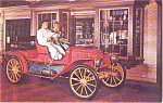 Click here to enlarge image and see more about item p1357: Dearborn MI Ford Museum Postcard p1357