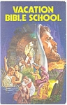 Vacation Bible School Postcard p13585 1978