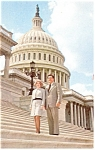 Click here to enlarge image and see more about item p13613: Congressman Gus Yatron Postcard p13613