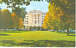 Greenbrier White Sulpher Springs WV Postcard p13699 1976