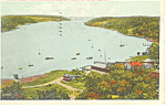North West Arm,Halifax,Nova Scotia,Canada Postcard