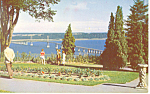 Island of Orleans Bridge Quebec,Canada Postcard