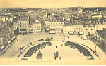 Click here to enlarge image and see more about item p13740: Hotel de Ville, Vannes, France Postcard