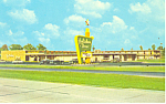 Click here to enlarge image and see more about item p13762: Holiday Inn, Kokomo, IN Postcard 1966