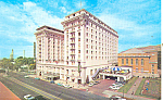 Hotel Utah Salt lake City UT Postcard p13763 1966
