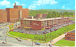 Holiday Inn  Knoxville TN Postcard p13768 1971
