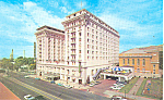 Hotel Utah Salt Lake City UT Postcard p13797 1966