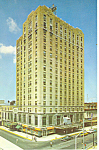 Abraham Lincoln Hotel, Reading,PA Postcard 1965
