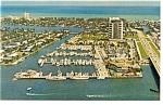 Fort Lauderdale,FL,Pier 86 Hotel Postcard