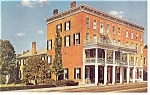 Lebanon  OH  Golden Lamb Inn Postcard p14138