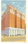 Pittsburgh, PA, William Penn Hotel, Postcard