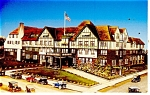 Eureka, CA, The Historic Eureka Inn, Postcard